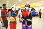Duke Fleed and Grendizer [UFO Robot Grendizer] by finalecco