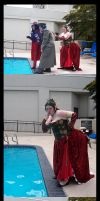 Poolside Jager Mischief by nnys-daughter