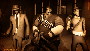 [SFM] Team Mafia 2 - old by 360PraNKsTer