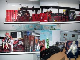 My Hellsing Collection by headshotmaster