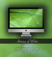 Arteries of White -Wallpaper Pack- by CayaStrife