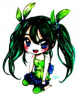 Plant Girl by Kuroeno