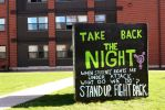 Take Back the Night - Graffiti Wall by BengalTiger4
