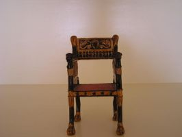 Antique Chair 2 by stock-kitty