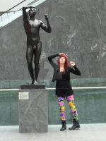 At the Art Museum by eszalkowski229