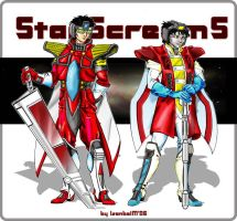 StarScreamS by Ameban