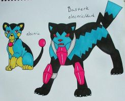 Electric Fakemons by Punkkis-chan