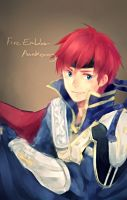 roy: fire emblem awakening by HeyFresco