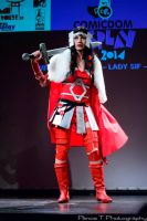 Lady Sif by CosplayCorp