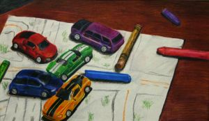 Toy Cars by sweethaven