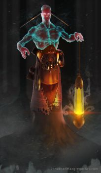 Soul Collector by JonathanMacgregor
