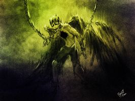 My tormented soul by Danthemanfantastic