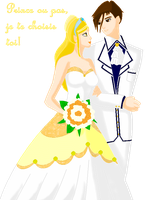 Stella wedding without veil by Beatrice-Dragon-Team