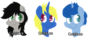 Group o' Headshots by FrogAndCog
