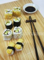 sushi Time by Ancasyah