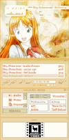 Bleach: Inoue Orihime by overemphasize