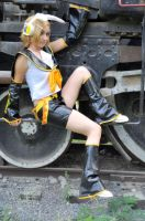 Kagamine 04 by PrisCosplay