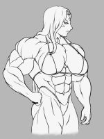 Urd's Champion Physique by muscle82002