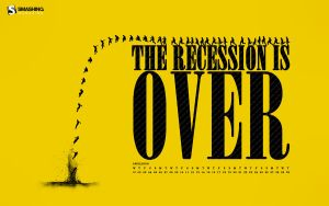 The Recession is Over by umert