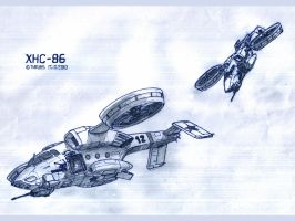 XHC-86 by TheXHS