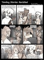 Tomboy Comics Revisited Pg 17 by TomBoy-Comics