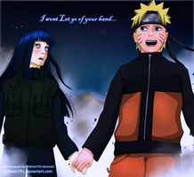 I wont let go of your hand ~ naruto 615 by hallow1791