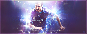 Raul - Ex Real Madrid by DaVGraphic
