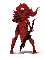 Colera: The Blood Baroness by Xenethis-Chimera