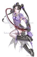 Soulcalibur version by Ludimie