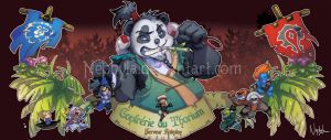 +WoW+ Mists Of Pandaria by Nephyla