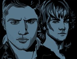 The Winchester Boys by jeminabox