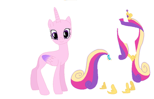 Sweet 'n' Sincere! Princess Cadence Base! - #10 by MyLilAdoptables