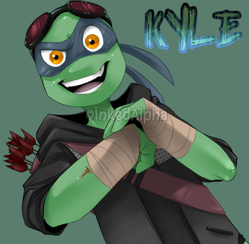 Kyle by Inked-Alpha