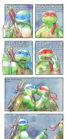 TMNT: Your argument is invalid by P-JoArt