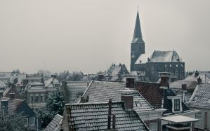 Rooftops by Dynnnad