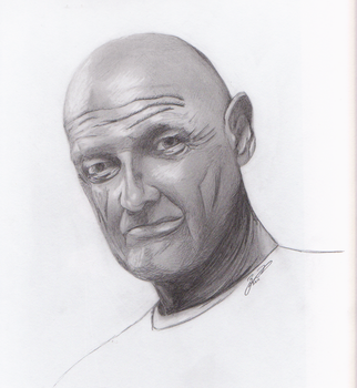 Terry OQuinn - Lost by Supergeo1