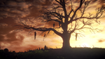 Hanged Man's Tree #1 by MonoFlax