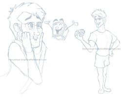 Markiplier Concept Art Redux by Ebonycloud-Graphics
