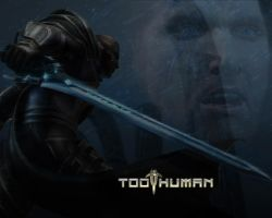 Too Human by soccerdemon