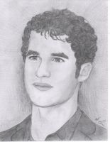 Darren Criss Commission No3 by wolf2307