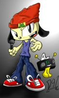 :PaRappa: by Dante91