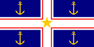 Daniel Lamarre's Gaspe Flag Proposal by AlienSquid