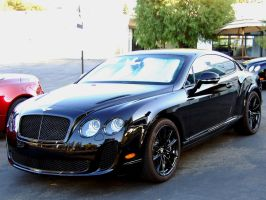 Fastest production Bentley by Partywave