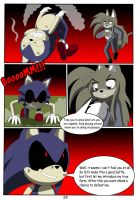 kyo VS sonic exe page 29 by DiscoSaeba