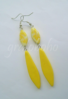 Fimo-Beads-Earrings #8 by grafoboho