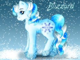 Icey cold by FlyingPony