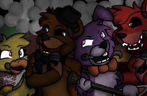 Welcome to Freddy Fazbears Pizza by InvaderSpotteh
