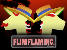 Flim Flam Inc. (Music Inside!) by Goomuin