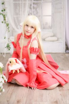 Chii Chobits by ZevyLily