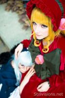 Rozen Maiden: Sisters by Seena-Cha